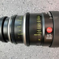 Used Leica SUMMILUX-C (used_1) – CINEMATOGRAPHY LENS