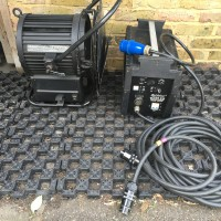 Used 2.5K compact HMI kit with 2.5.4K electronic ballast
