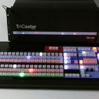 Advanced Edition 24-Channel Multi-Standard Switcher including Control Surface