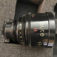 Optica Elite S35 MK3 prime lenses set of 7