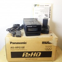 P2 HD Recorder / player with accessories