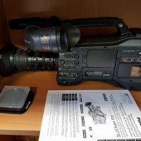 Used Panasonic AG-HPX371E (used_1) – CAMCORDERS – P2