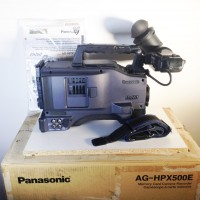 HD P2 camcorder with 1100 hrs + VF : VEQ-4548 - 3 months warranty