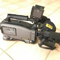 used Panasonic AJ-D610WBE (used_1) – CAMCORDERS – P2