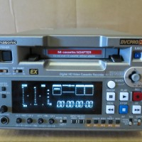 Panasonic AJ-HD1400E Digital HD DVCAM DVCPRO VTR NTSC PAL Video Tape Recorder