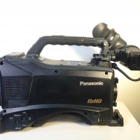 HD P2 Camcorder with HD Viewfinder AJ-HVF21KJ and porta-brace - 3 months warranty