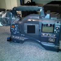Used Panasonic AJ-HPX3700 (used_1) – CAMCORDERS – P2