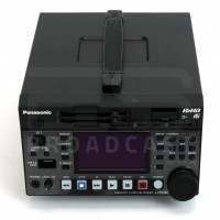 P2 HD recorder with native AVC-ULTRA recording