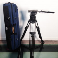 S18P head with Carbon fiber legs + Porta-Brace bag - 3 months warranty