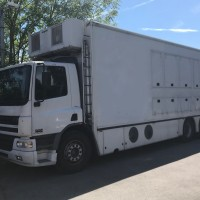 SOLD - Single Expanding Truck- REF DG001