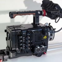 Sony F55 PL mount camera with accessories for sale