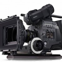 Sony F65 Full Kit and accessories - V Low 1309 Hours