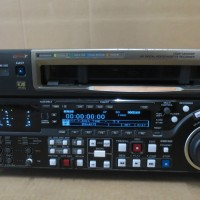 Sony HDW-M2000P HDCam Studio VTR Digital Video Betacam Cassette Recorder Player
