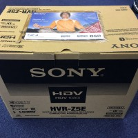 Sony Hdv Compact Camcorder with standard supplied accessories