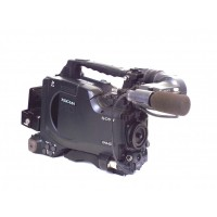 Three 1/2-inch type HD Power HAD CCD sensor camcorder