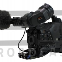 XD CAM Camcorder with HDVF-20A and mic