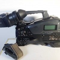 XDCAM EX HD Camcorder with CBK-VF01 - 693 hrs - 3 months warranty