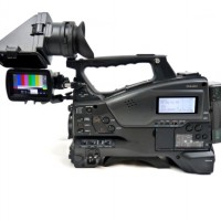 PMW-400L with CBK-VF01 and 1 year silver support warranty from sony