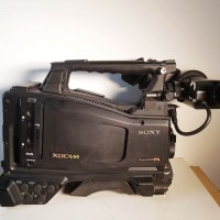 XDCAM EX HD Camcorder with HDVF-20A - 2058 hrs - 3 months warranty