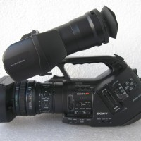 XDCAM EX HD compact camcorder