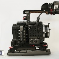 Sony PMW-F55, CineAlta 4K Digital camera with several accessories