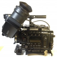 PL mount camcorder with accessories - hours 1430 - 3 months warranty