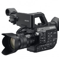 4K Super 35 Exmor CMOS Sensor E-Mount Camera