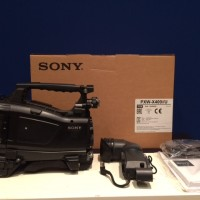 With viewfinder Sony HDVF-20A