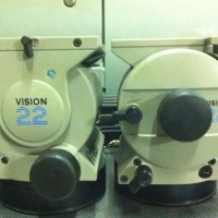 used Vinten VISION 22 (used_2) – PAN AND TILTS HEADS