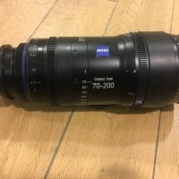 Zeiss Compact Zoom Lens - PL