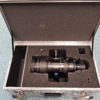 Zeiss Compact Zoom CZ.2 70-200mm Lens, PL Mount, Feet scale