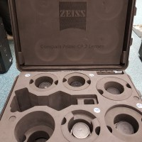 Zeiss CP2 5 lens set
