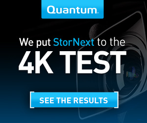 4k UHD and beyond with Quantum