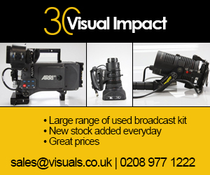 Used Equipment from Visuals