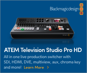 ATEM TV STUDIO HD