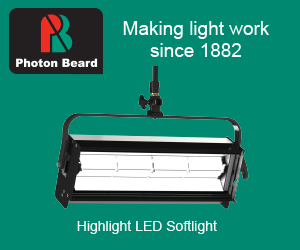 Photon Beard Highlight LED Softlight