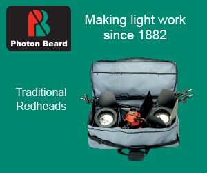 Photon Beard Traditional Redheads