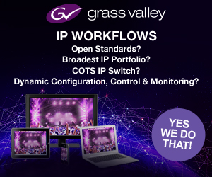 Grass Valley IP Workflows