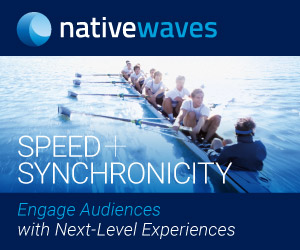 Nativewaves - speed and syncronicity