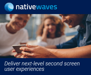 NativeWaves - Second screen user experience