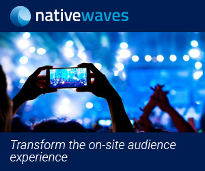 Native Waves - audience experiences