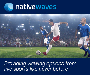 Natives Waves - Sports viewing options