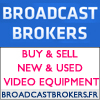 Second hand video broadcast equipment for sale