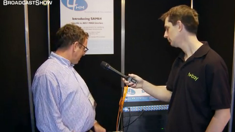 4HM at BVE North 2011