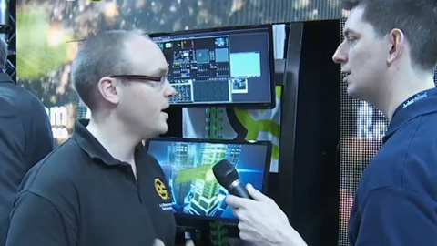 AC Entertainment Technologies at BVE 2013
