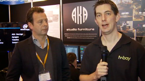 AKA Design at BVE North 2011