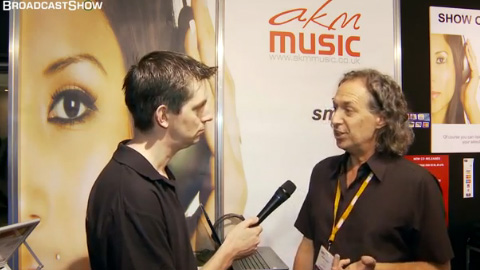 AKM Music at BVE North 2011