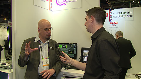 AQ Broadcast at NAB 2014