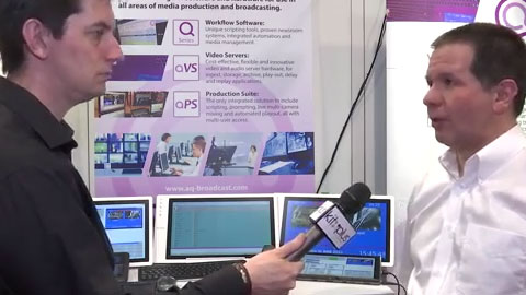 AQ BROADCAST at NAB 2015