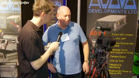 Audio Developments at ProVideo2011